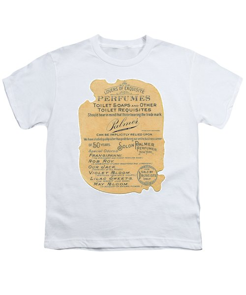 Youth T-Shirt featuring the photograph Druggists by ReInVintaged