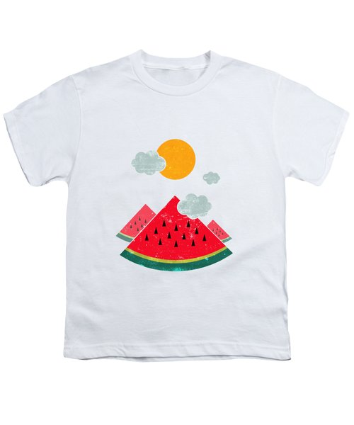 Eatventure Time Youth T-Shirt by Mustafa Akgul