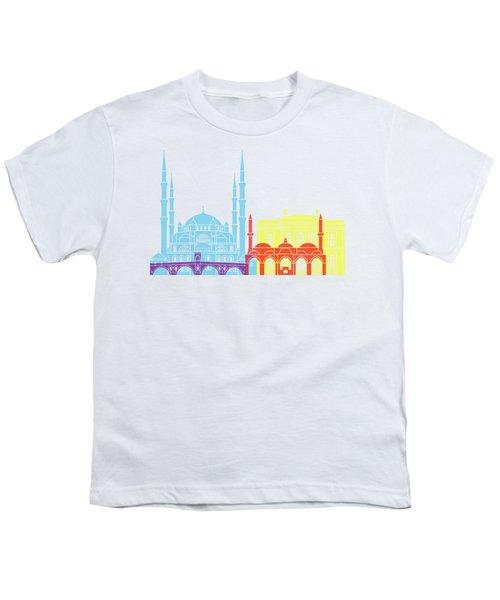 Edirne Skyline Pop Youth T-Shirt