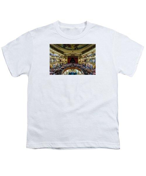 El Ateneo Grand Splendid Youth T-Shirt