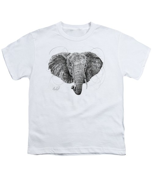 Elephant Youth T-Shirt by Michael Volpicelli