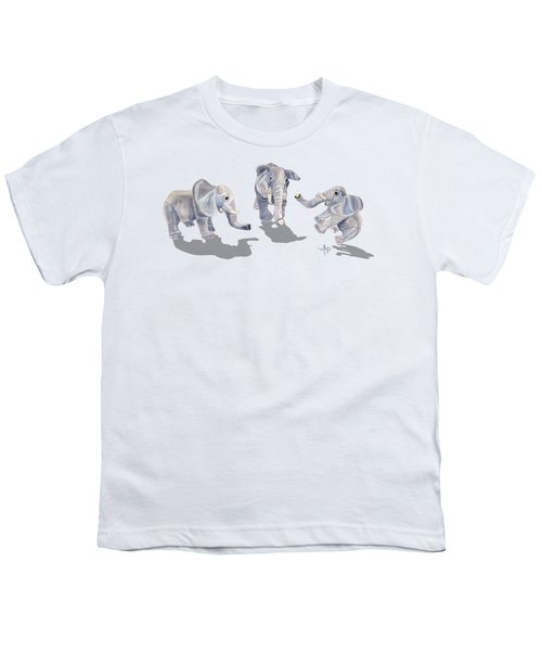 Elephants Youth T-Shirt