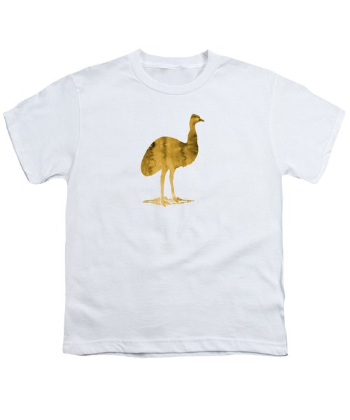 Emu Youth T-Shirt by Mordax Furittus