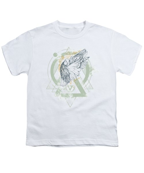 Enigma Youth T-Shirt by Chad Lonius