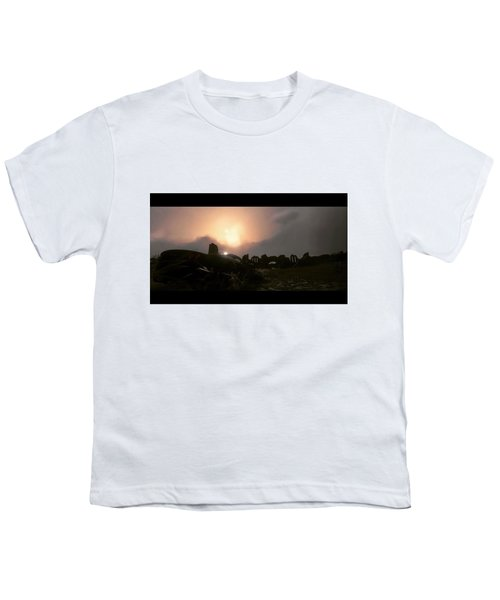 #epic #sunset With The #hennessey Youth T-Shirt