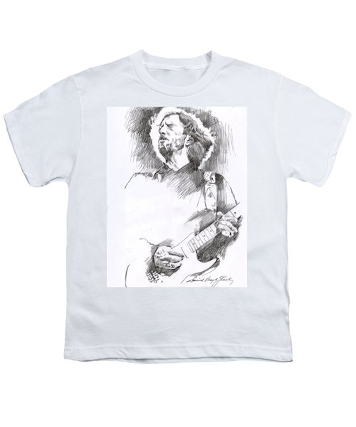 Eric Clapton Sustains Youth T-Shirt
