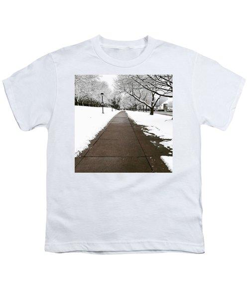 Winter Walks  Youth T-Shirt