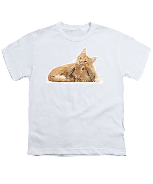 Everybody Needs A Bunny For A Pillow Youth T-Shirt