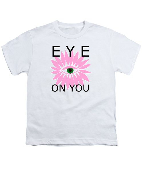 Eye On You Youth T-Shirt