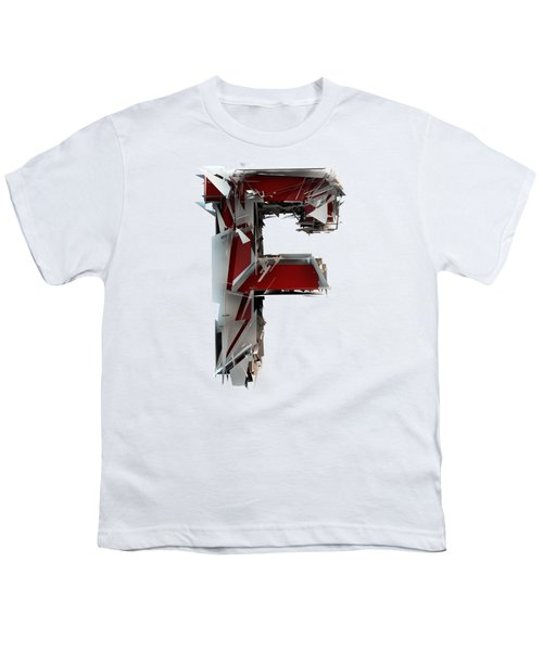 Youth T-Shirt featuring the photograph F Is For Family by Gary Keesler