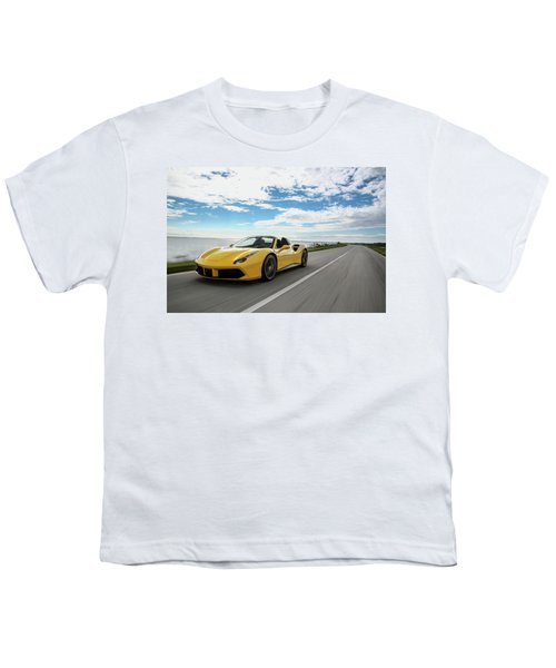 Ferrari 488 Spider Youth T-Shirt