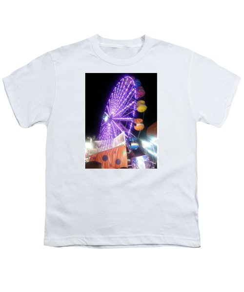Ferris Wheel Youth T-Shirt