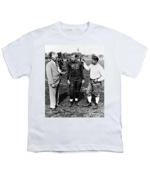 Fielding Yost (1871-1946) Youth T-Shirt by Granger