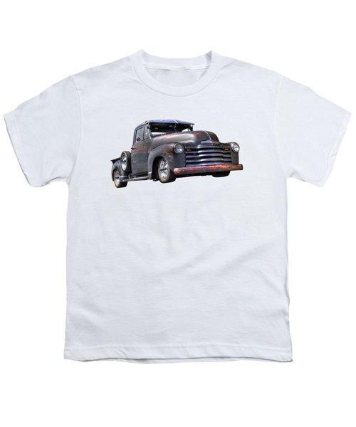 Fifties Rust - 1951 Chevy Youth T-Shirt