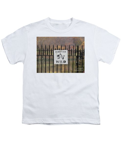 Forever Wild Youth T-Shirt