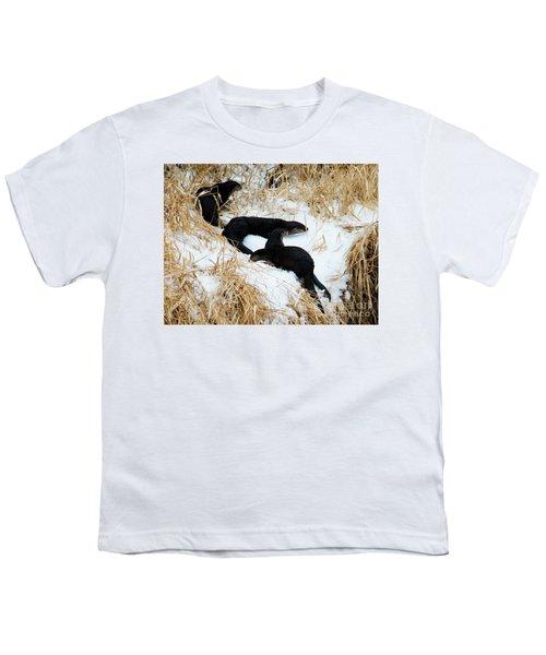 Four Ashore Youth T-Shirt