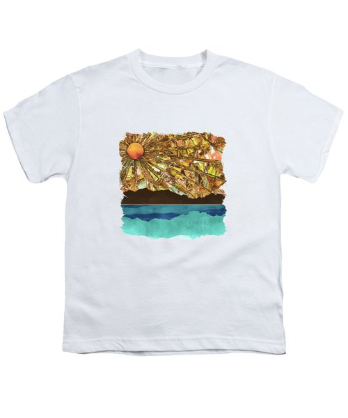 Fractured Sky Youth T-Shirt