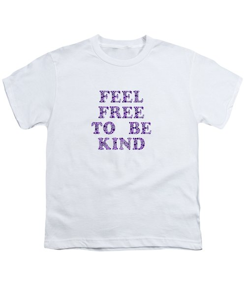 Free To Be Kind Youth T-Shirt