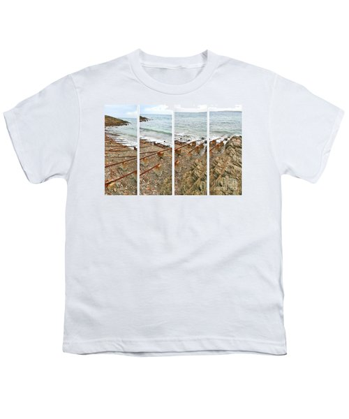 Youth T-Shirt featuring the photograph From Ship To Shore by Stephen Mitchell