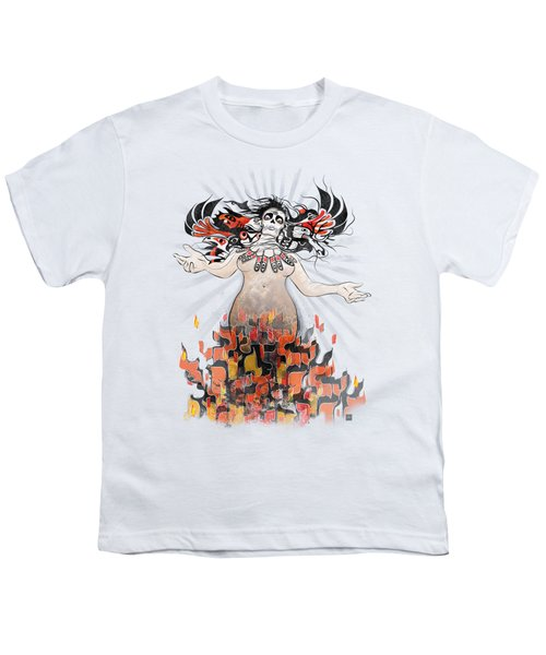 Gaia In Turmoil Youth T-Shirt