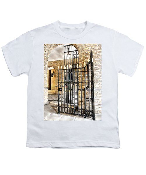 Gates At Hay's Galleria London Youth T-Shirt