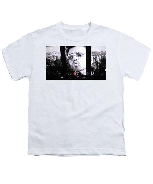 George Michael Sends A Kiss Youth T-Shirt by Toni Hopper