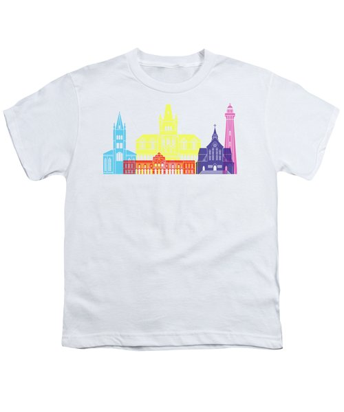 Georgetown Skyline Pop Youth T-Shirt