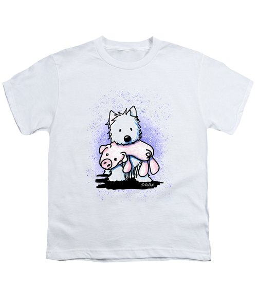 Gettin' Piggy With It Youth T-Shirt