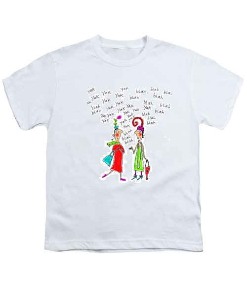 Girl Talk Youth T-Shirt