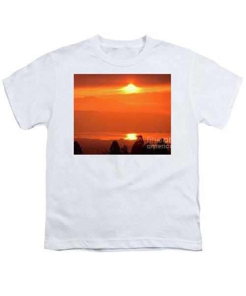 Golden Hour Youth T-Shirt by Tatsuya Atarashi