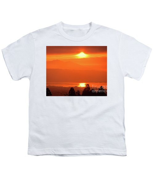 Golden Hour Youth T-Shirt