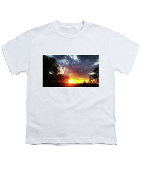 Instagram Photo Youth T-Shirt