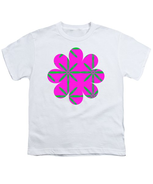 Groovy Flowers Youth T-Shirt