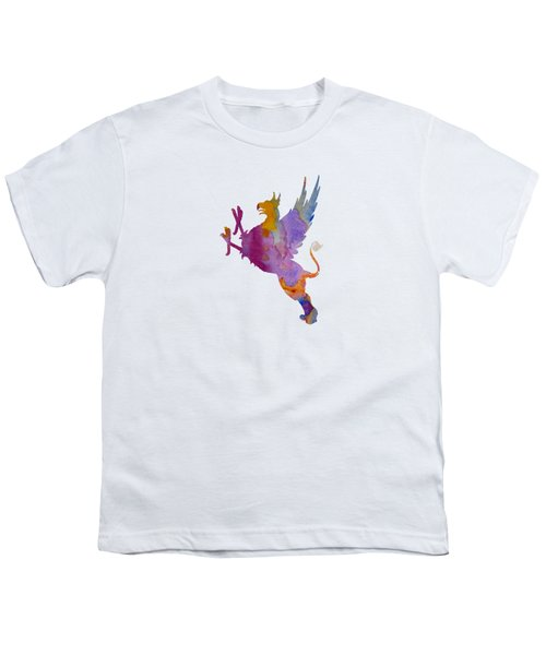Gryphon Youth T-Shirt by Mordax Furittus