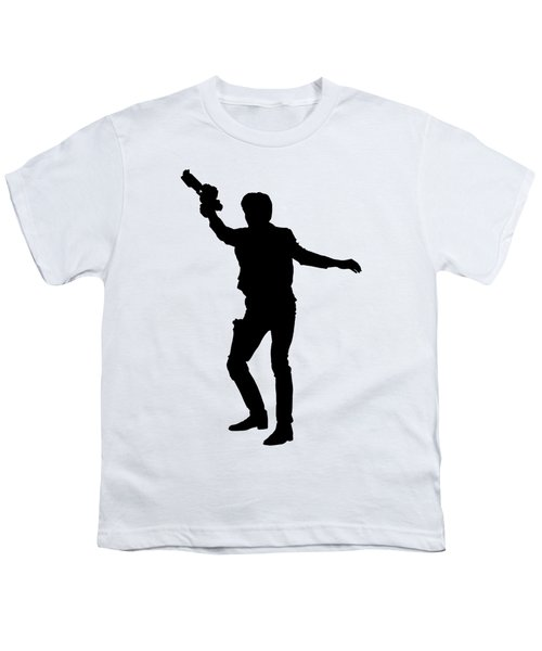Han Solo Star Wars Tee Youth T-Shirt