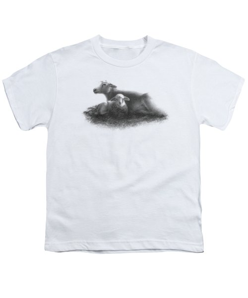 Harmony Youth T-Shirt by Elisa Sbingu