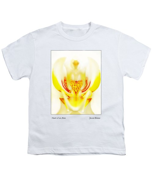 Heart Of An Alien Youth T-Shirt