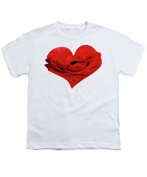 Heart Sketch Youth T-Shirt