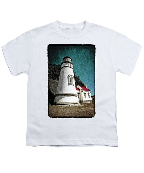 Hecitia Head Lighthouse Youth T-Shirt
