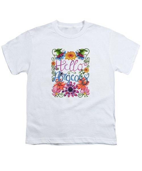 Hello Gorgeous Plus Youth T-Shirt