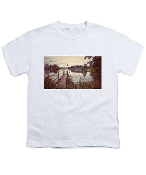 Herbsttage  #herbst #thüringen Youth T-Shirt