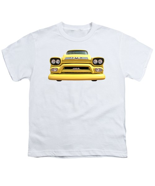 Here Comes The Sun - Gmc 100 Pickup 1958 Youth T-Shirt