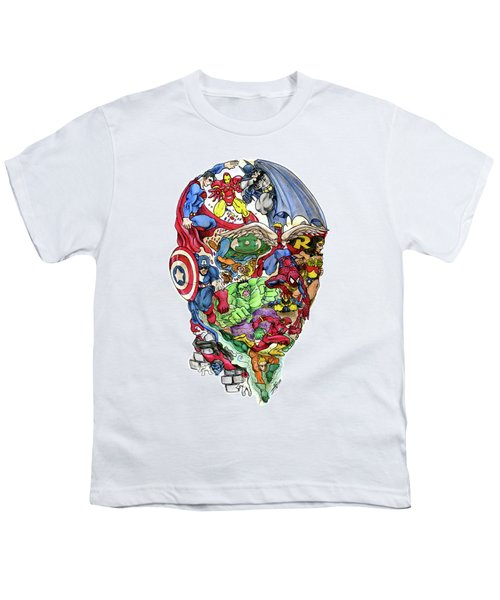 Heroic Mind Youth T-Shirt