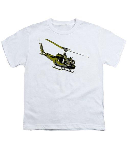 Huey Youth T-Shirt by Piotr Dulski