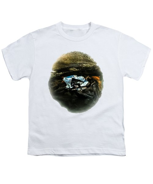 I Seen The Yeti Youth T-Shirt by Gary Keesler