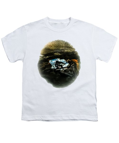 Youth T-Shirt featuring the photograph I Seen The Yeti by Gary Keesler