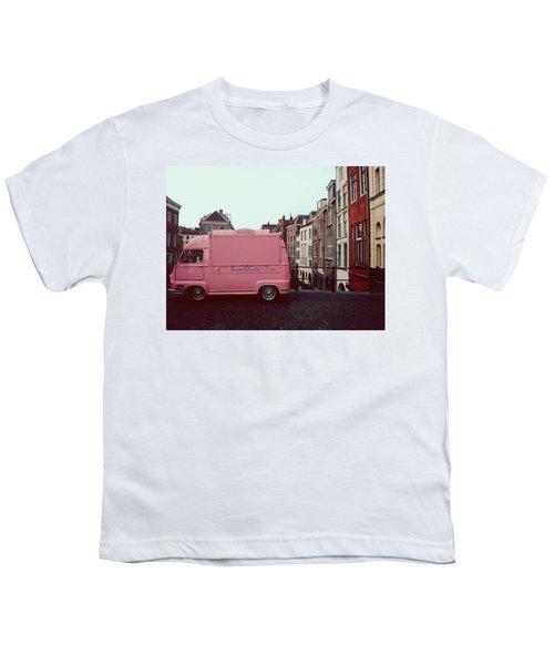 Ice Cream Car Youth T-Shirt
