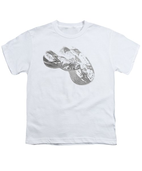 Jasmin Youth T-Shirt by David Andersen