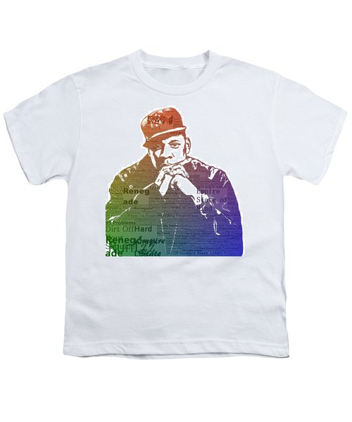 Jay Z Typography Youth T-Shirt