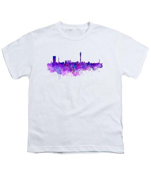 Johannesburg Skyline Youth T-Shirt